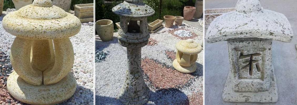 Lampadare pentru grădina sau curtea ta!