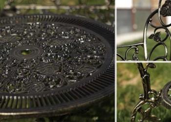 Cum să îți alegi mobilierul de grădină potrivit?