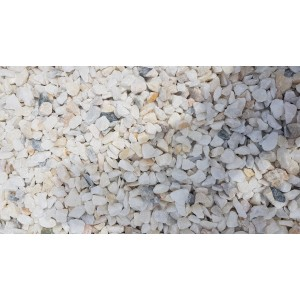 Mozaic alb