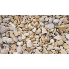 Piatră granulată galben muștar