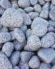 Piatră rotunjită sare și piper