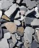 Scoarță din piatră neagră