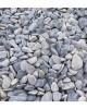 Piatră rotunjită gri-albăstrui, 20 kg