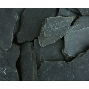Scoarță din piatră neagră, 25 kg