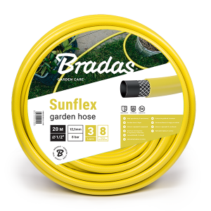 Furtun de gradina Sunflex, 12.5 mm, rola 20 m