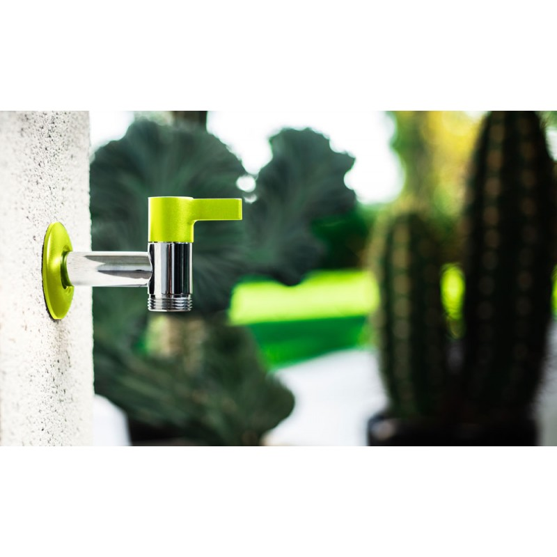 Robinet exterior ECO de grădină color