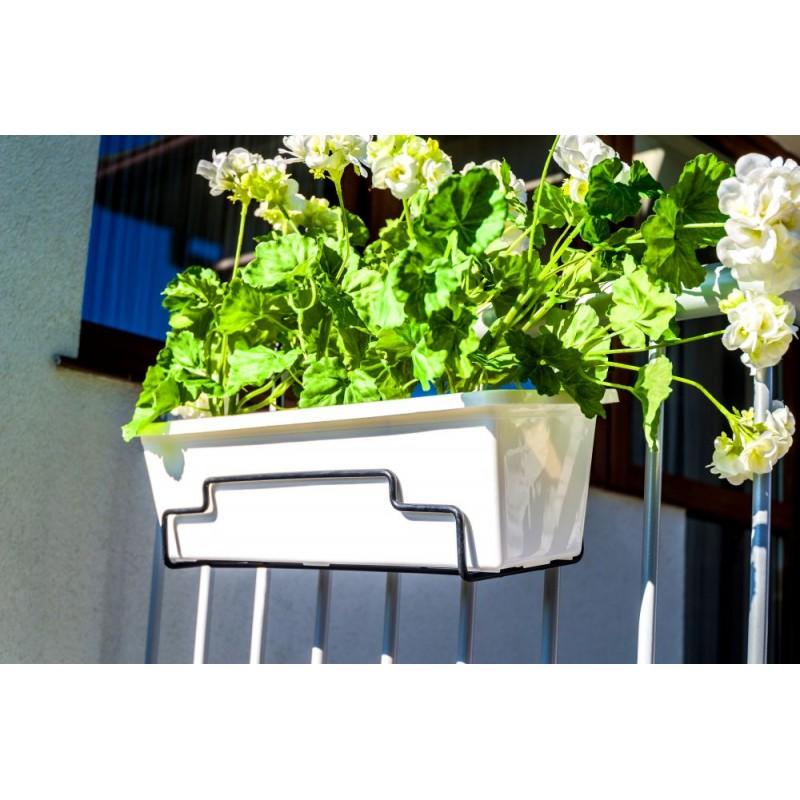 Suport jardiniera balcon
