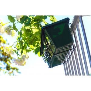 Suport jardinieră balustradă