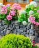 Jardinieră gabion dreptunghiular