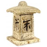 Lampadar chinezesc patrat mic
