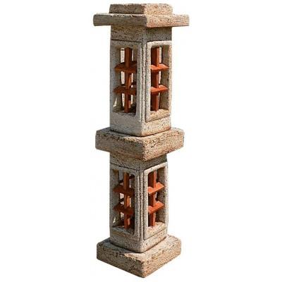 Lampadar Pagoda Dubla