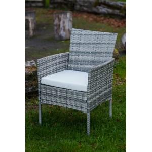 Set scaune și masă ratan - Trento