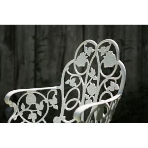 Scaun grădină Klamen, alb