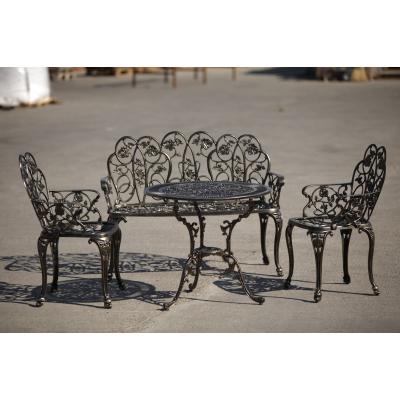 Set mobilier grădină  și terasă din aluminiu Klamen
