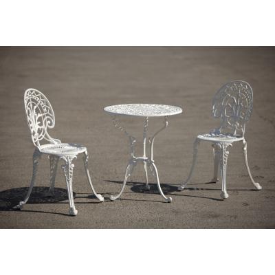 Set mobilier terasă și grădină din aluminiu Meda