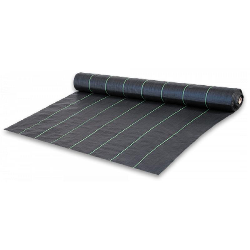 Agrotextil - negru 70g, 1,1m x 100m