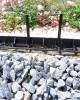 Delimitator de grădina 1m
