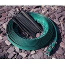 Separator gazon - bandă pentru delimitare gazon 10m x 5,5cm